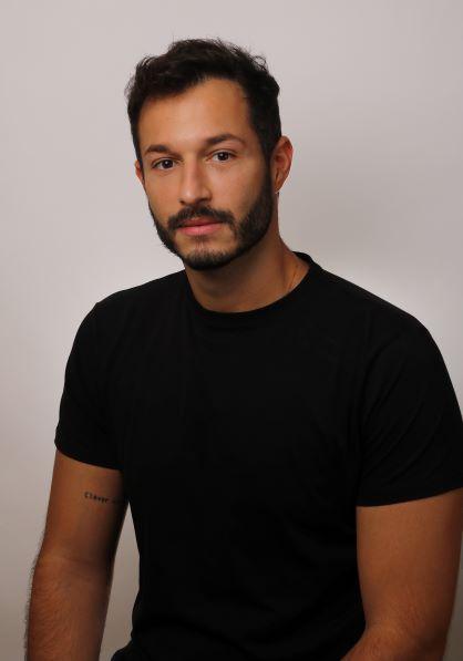Andriu Freitas, ator, intérprete de Mauro em