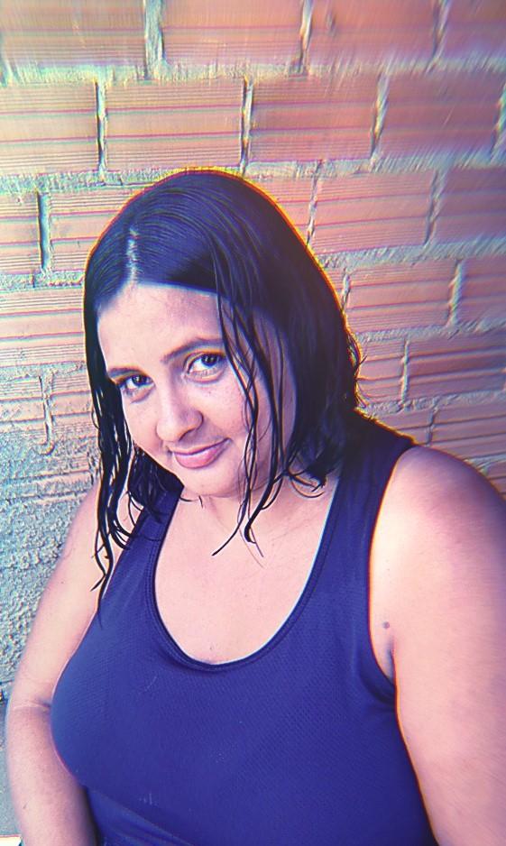 Erli Amaral da Silva, 32 anos, mãe de Ketlen Amaral da Silva (Crédito de imagem: Reprodução).