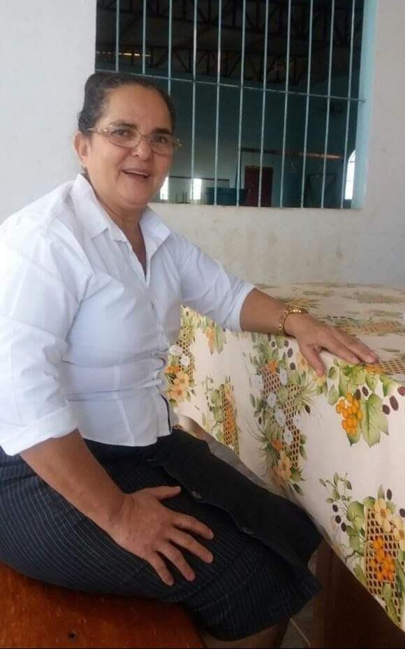 Maria Rosa Nunes Santana
