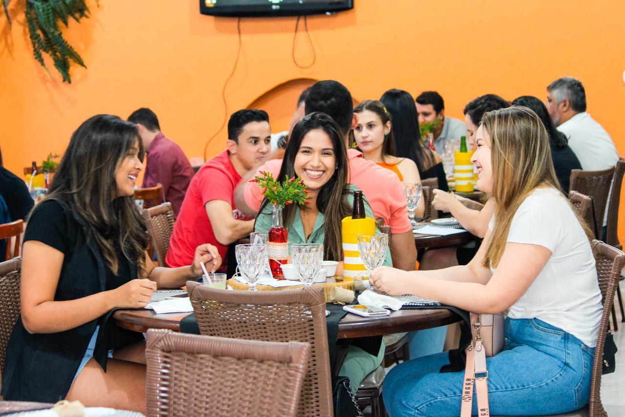 Restaurante e Petiscaria Malagueta. Comida substanciosa e ambiente climatizado. (Foto: Divulgação)