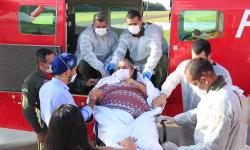 Última paciente que estava em tratamento da covid-19 fora do Estado de Rondônia recebe alta hospitalar