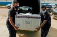 CORONAVAC: Rondônia recebe mais 7.500 doses de vacina contra covid-19 do Ministério da Saúde