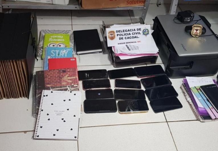 Após denúncias de golpes, empresa de empréstimos é alvo de operação em Rondônia