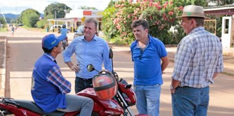CABIXI: Luizinho Goebel anuncia liberação de recurso para aquisição de academias ao ar-livre