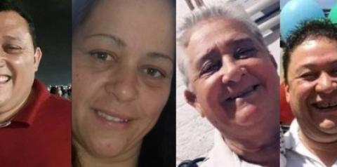 Mulher perde marido e 05 filhos para o COVID