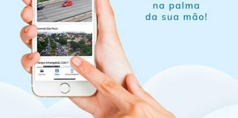 Tendo bairro de Vilhena como modelo com câmeras de segurança em tempo real, Camerite é lançada em Rondônia
