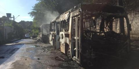 Após onda de ataques, ministro da Justiça anuncia envio da Força Nacional a Manaus