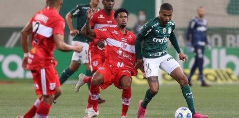 Palmeiras é eliminado da Copa do Brasil nos pênaltis para o CRB em SP