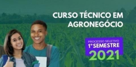 SENAR abre 20 vagas para curso Técnico em Agronegócio em Cerejeiras