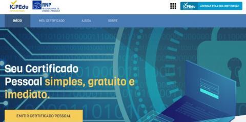 Comunidade do IFRO poderá emitir Certificados Digitais Pessoais