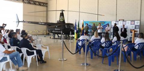 """Governo de Rondônia lança 1º Concurso de Redação, """"Policial, herói da vida real"""""""