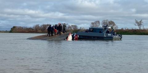 TRAGÉDIA: Barco-hotel naufraga no Pantanal e deixa pelo menos sete mortos, sendo cinco da mesma família