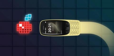Nokia relança 'tijolão' para comemorar 20 anos do aparelho