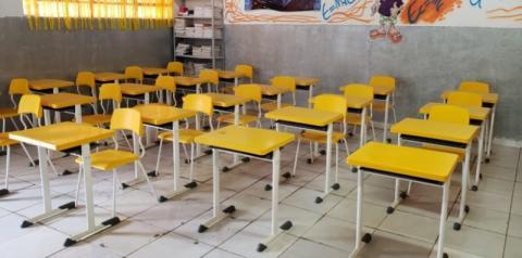 Em Rondônia Escolas Estaduais iniciaram ano letivo com aulas remotas nesta segunda, 22
