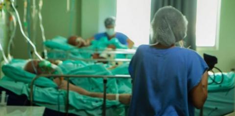 Rondônia registrou 42 mortes por Covid e 1.243 novos casos da doença nesta quarta-feira (24)