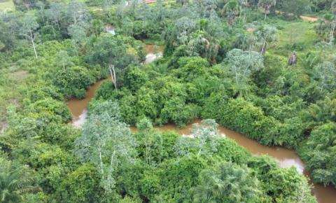 CEREJEIRAS: Rio Araras será revitalizado em parceria da Sedam, MP e Prefeitura