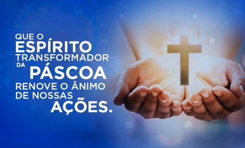 PÁSCOA: Início da Semana Santa, Paixão e Ressurreição de Jesus Cristo