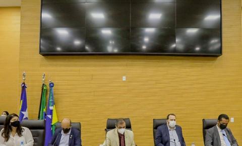Chiquinho da Emater presidiu reunião especial que debateu situação do setor leiteiro em Rondônia