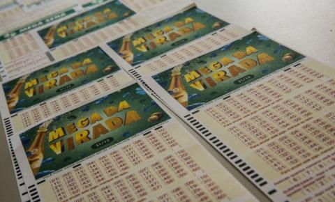 Apostadores têm até quinta-feira para jogar na Mega da Virada e ganhar 300 milhões