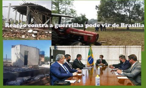 OPINIÃO DE PRIMEIRA: Ministério da justiça garante apoio a Rondônia para combate à guerrilha que ataca fazendas