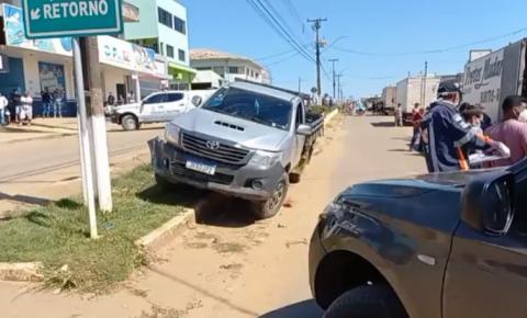 Cerejeirense é brutalmente executado a tiros dentro de caminhonete em Buritis