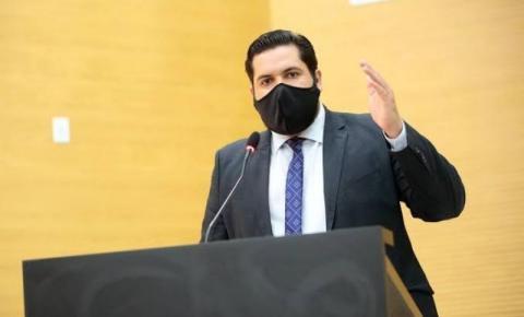 Deputado Jean Oliveira garante respirador para Alta Floresta D'Oeste