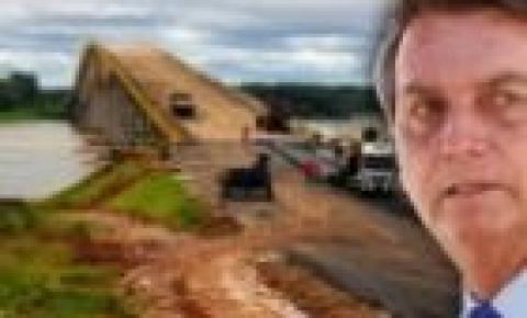 Bolsonaro retorna a Rondônia após 3 anos e cumpre promessa de campanha