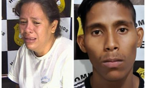 Justiça mantém presos mãe e filho acusados de arrancar bebê da barriga em Rondônia