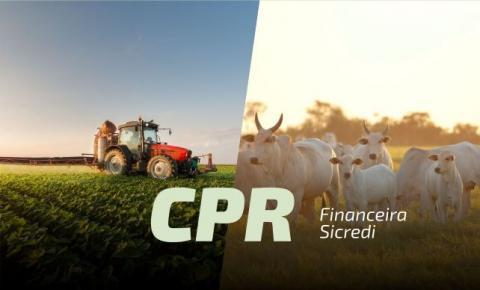 Sicredi disponibiliza CPR para produtores rurais de Mato Grosso e Rondônia; saiba como acessar esses recursos