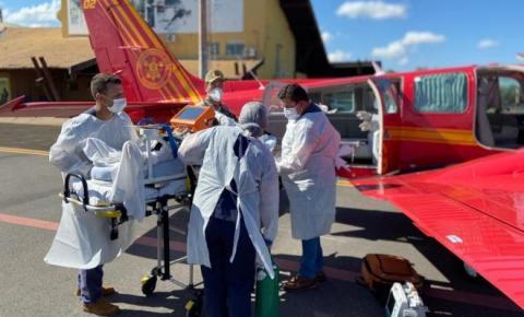 Rondônia começa receber pacientes com Covid-19 vindos do Mato Grosso do Sul