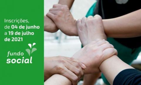 Sicredi publica edital e abre inscrições para o Fundo Social 2021; Entidades tem até o dia 19 de julho para participar