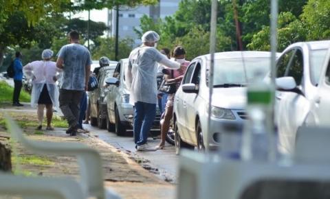 VILHENA: Testagem em massa para covid-19 na cidade acontece nesta quarta-feira, veja local e horário