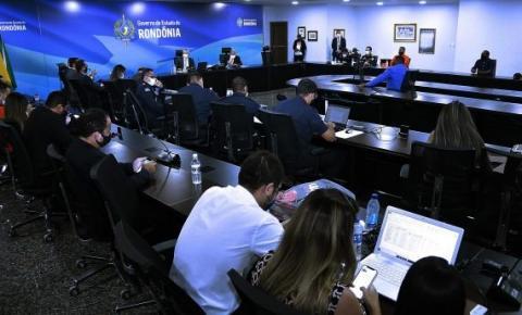 Policiais Militares de Rondônia aceitam acordo estabelecido em reunião com Governo e MP