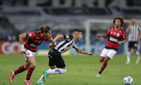 Com Savarino artilheiro, Atlético-MG vence Flamengo no Brasileiro