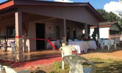 """Casa de apoio """"Amor e Vida"""" em funcionamento em Vilhena está disponível para municípios do Conesul"""