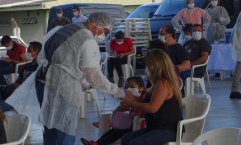 Rondônia registrou 3 mortes e 581 novos casos por Covid nesta quarta-feira, 14