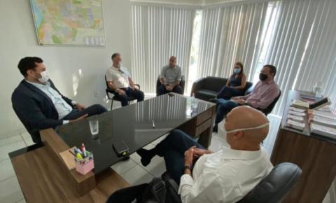 Confúcio Moura reforça parceria e apoio ao Instituto Federal de Educação de Rondônia