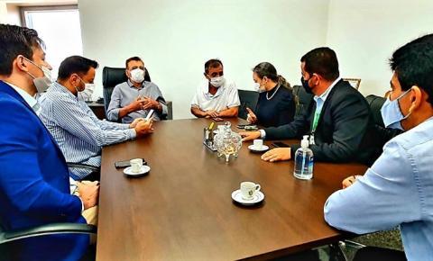 Deputado Chiquinho se reúne com membros da Emater e corpo jurídico da ALE RO em defesa da entidade