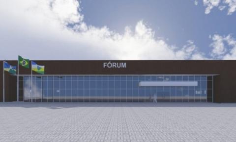 VILHENA: TJ lança edital para contratação da empresa que vai retomar obras do fórum