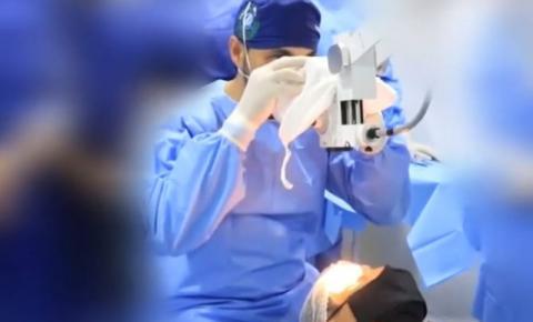 Cerejeiras, Pimenteiras, Colorado e Corumbiara serão contemplados com mutirão de cirurgias oftalmológicas em Cacoal, veja vídeo