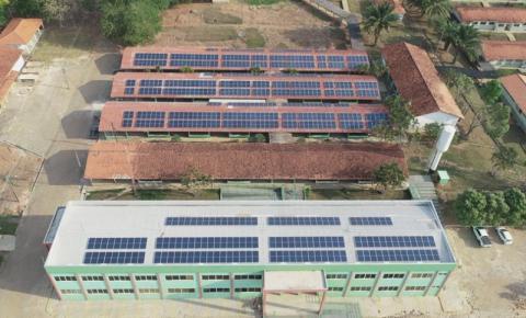 Usinas fotovoltaicas são inauguradas no IFRO - Campus Colorado do Oeste