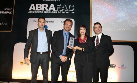 ABRAFAC premia profissionais e empresas do setor de Facility Management. Conheça os vencedores