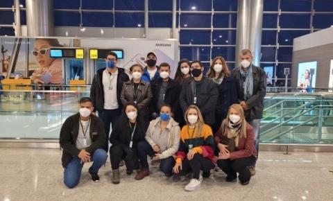 Grupo de professores do IFRO vai à Finlândia para capacitação