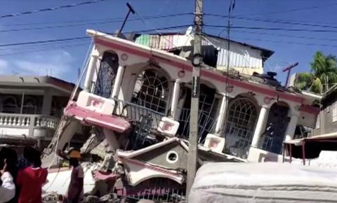 Número de mortos em terremoto no Haiti chega a 724