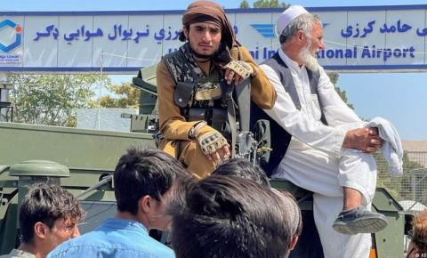 Afinal, o que é o TALIBÃ do Afeganistão?
