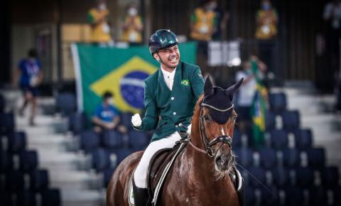 Medalha de prata em Tóquio consolida a recuperação incrível de Rodolpho Riskalla