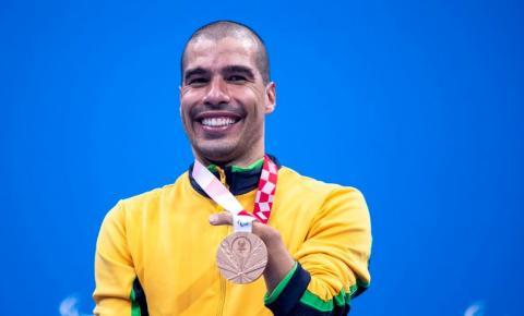 Daniel Dias fatura mais um bronze e chega a 26 medalhas paralímpicas