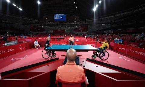 Brasil garante ao menos duas medalhas no tênis de mesa em Tóquio