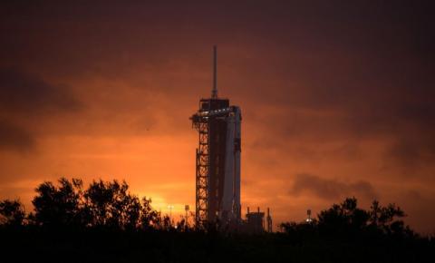 Pandemia é a causa da escassez de combustível espacial, afirma SpaceX