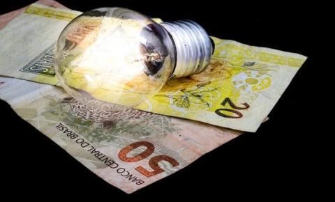 Aumento na conta de luz: saiba quanto você vai pagar a mais